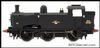 HORNBY R3406 BR 0-6-0T 'Departmental No.14' J50 Class - Late BR